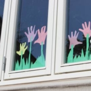 Pynt på vinduerne