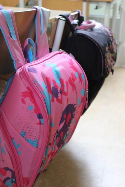 Skoletasker